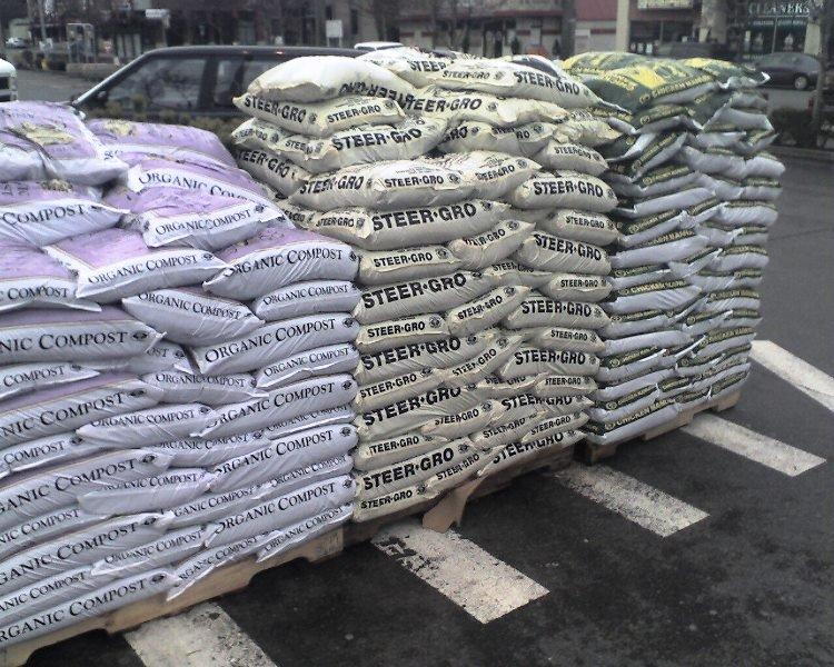 Fertilizer Stock
