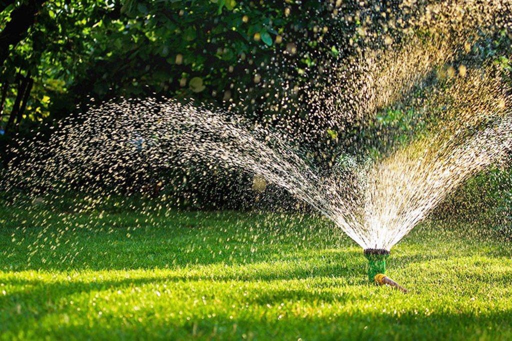 Sprinkle irrigation