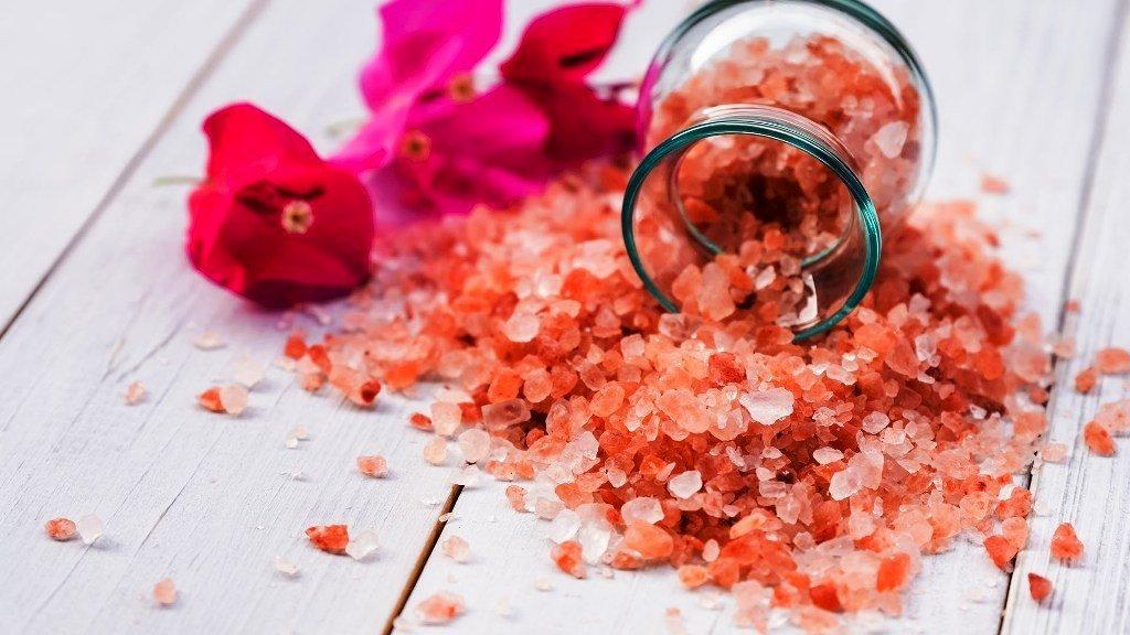 utilize of himalayan salt