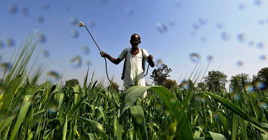 importance of fertilizers and pesticides