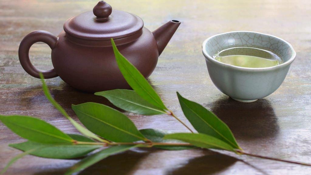 health benefits of bay leaf tea