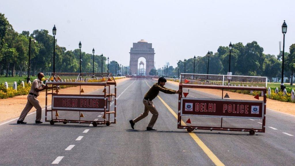 lockdown in India for 21 days