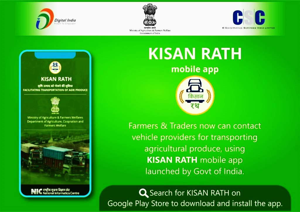 Know More about Kisan Rath App