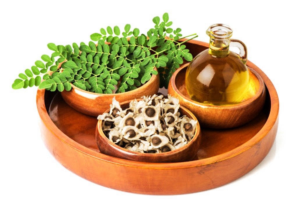 Value Added Products From Moringa Leaves