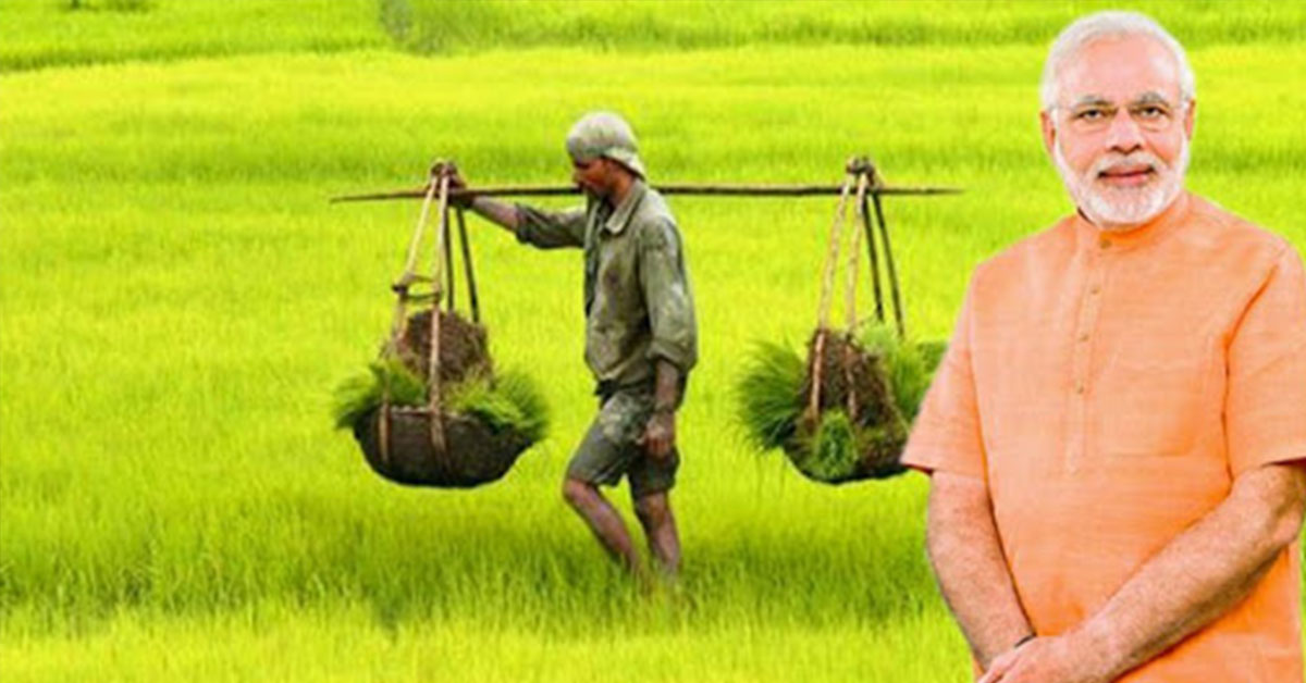 farmers to get rs 2000 from tomorrow