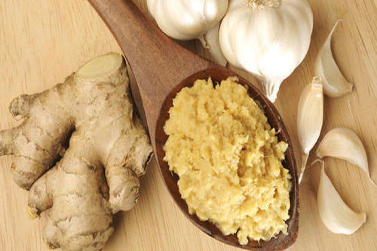 Medical Benefits of Ginger-Garlic Paste