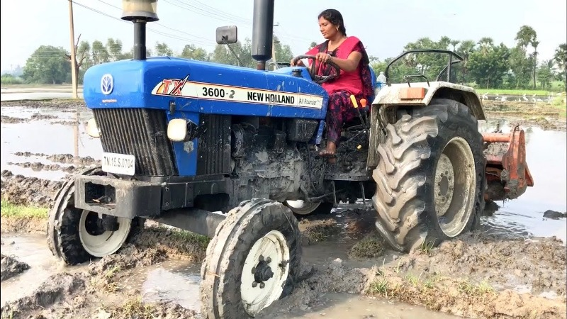 icici offers loan for tractors