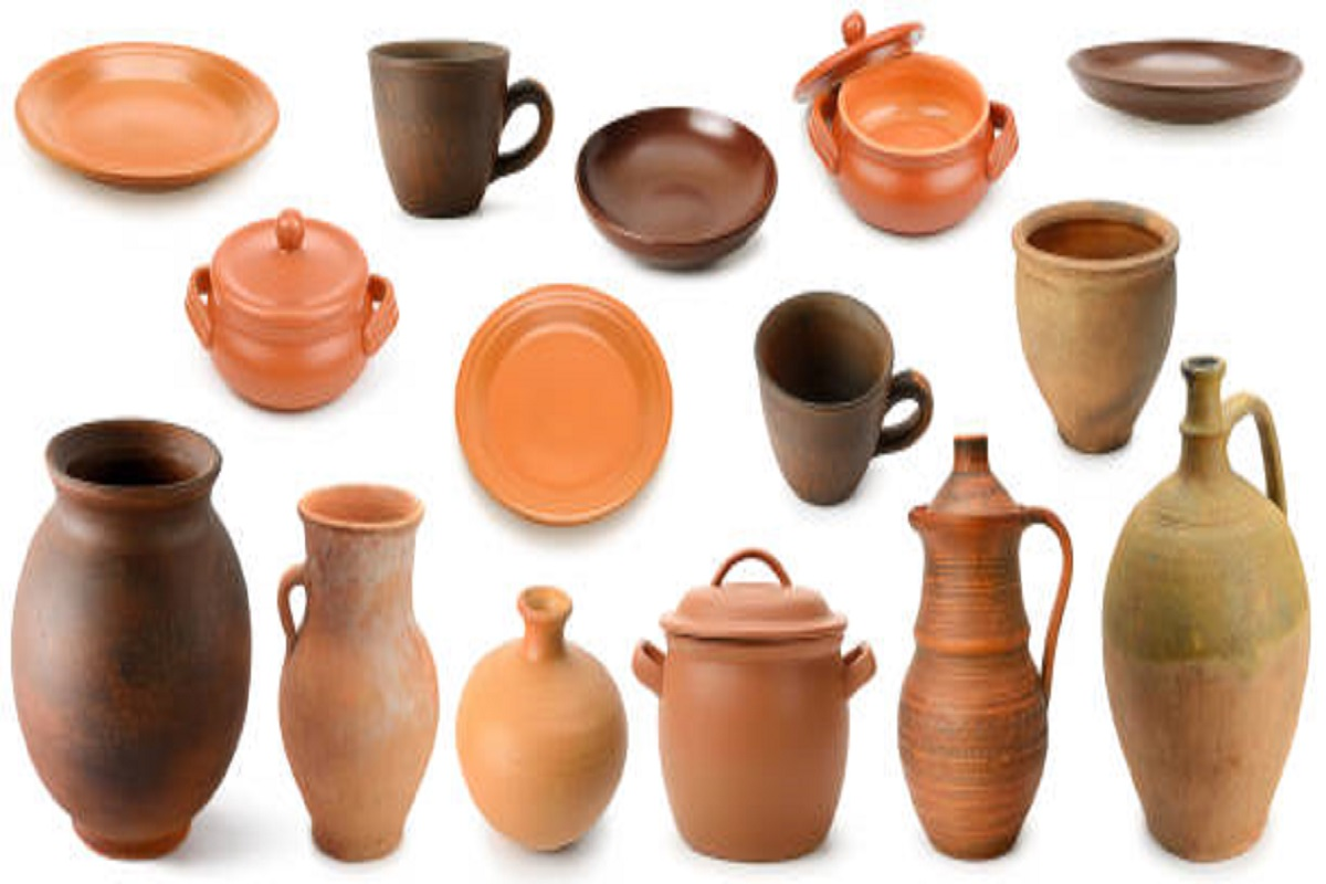 The magnificence of pottery!