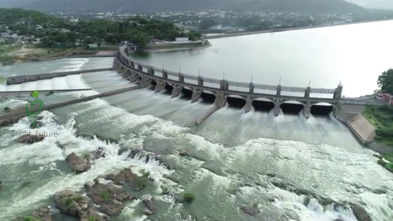 Dams overflowing due to torrential monsoon