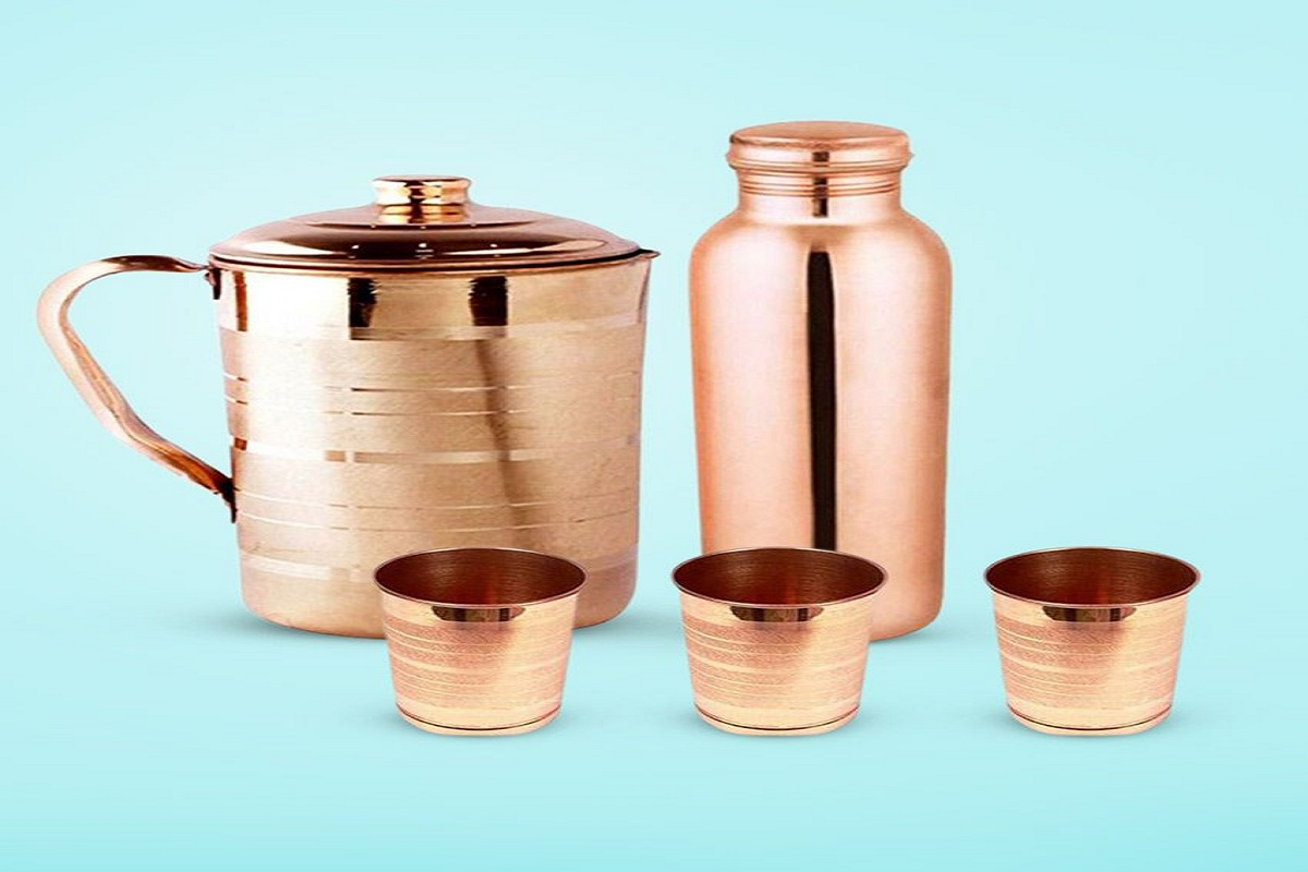 Copper vessels prevent Disease