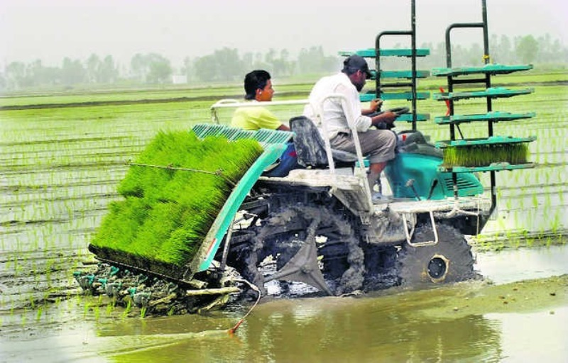 subsidy to purchase agricultural machinery