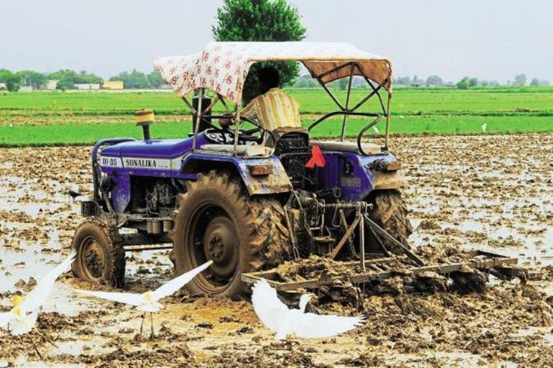 agricultural machinery at subsidized prices