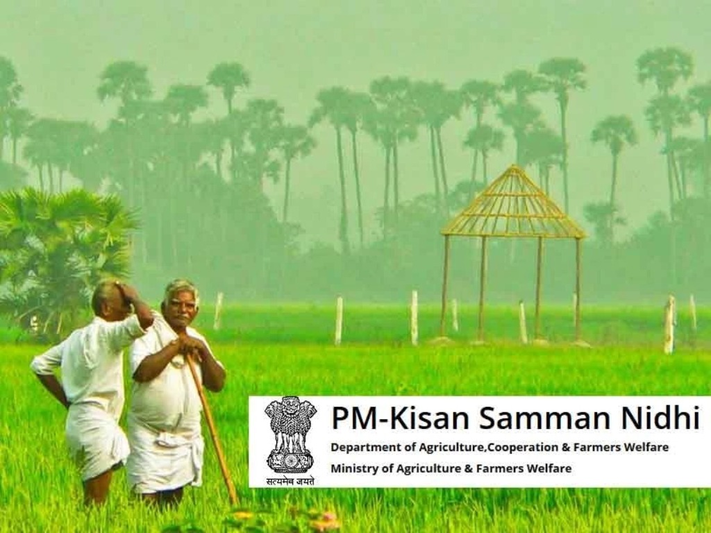 how to edit aathar details on pm-kisan