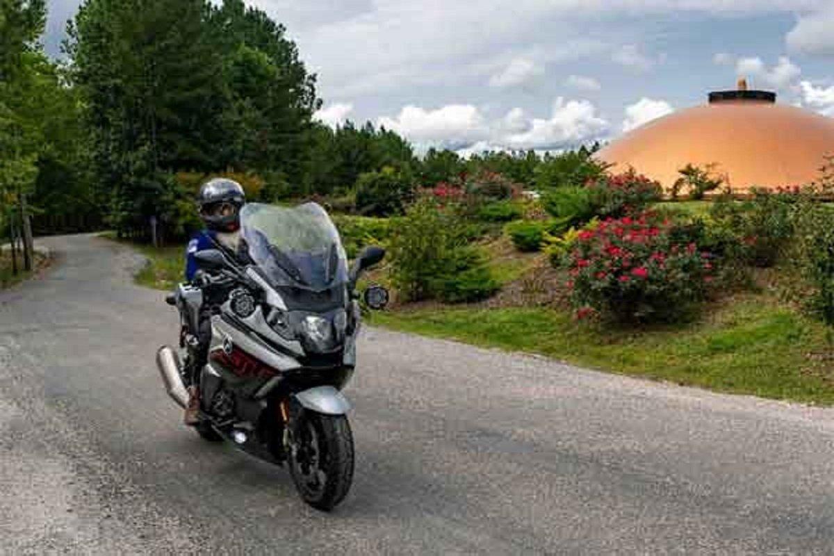 Zaki Vasudev motorcycle trip in the United States