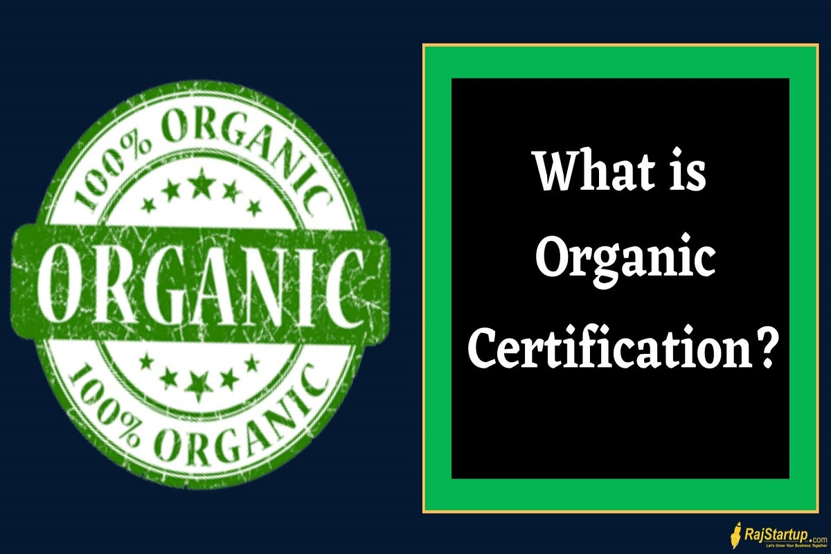 How to get an organic certificate? Simple