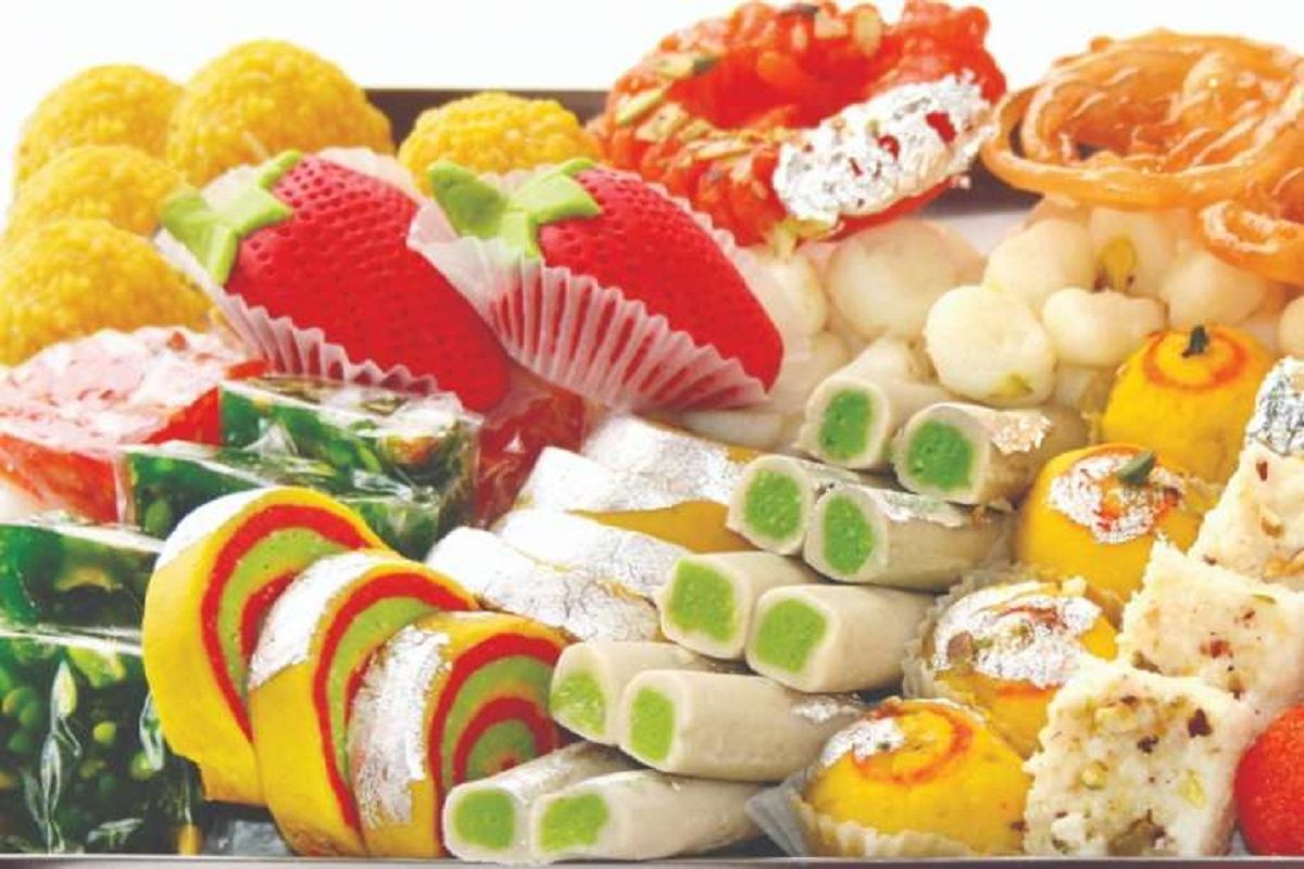 Printing of expiration dates on sweets is mandatory from Oct. 1 - FSSAI's new guidelines!