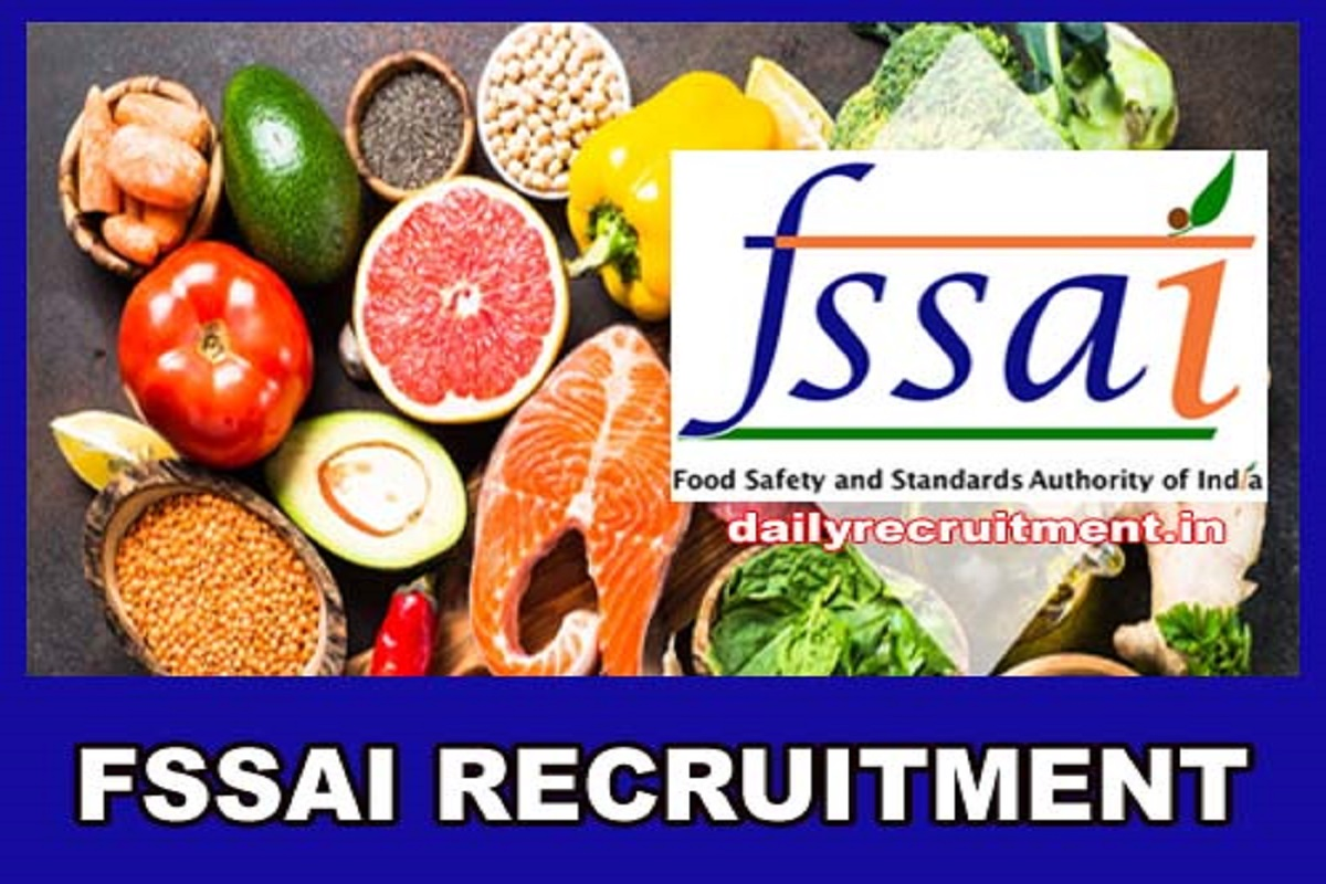 Want to become an FSSAI employee? Apply for jobs including Executive Officer!