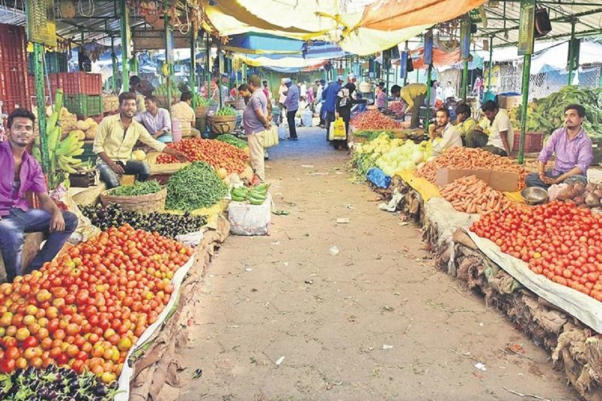 Permission to sell organic produce in farmers' markets - Vellore District Administration Action