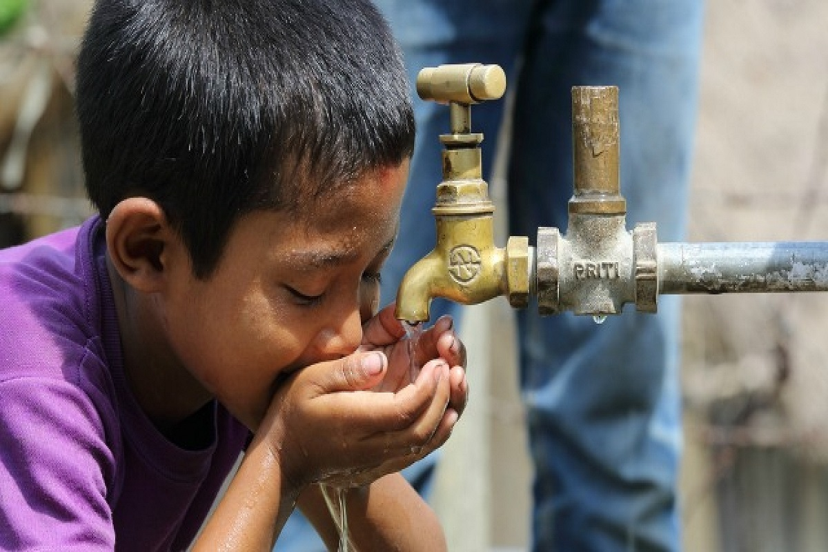 Tap water for every household by 2024 - Central Government guarantees!