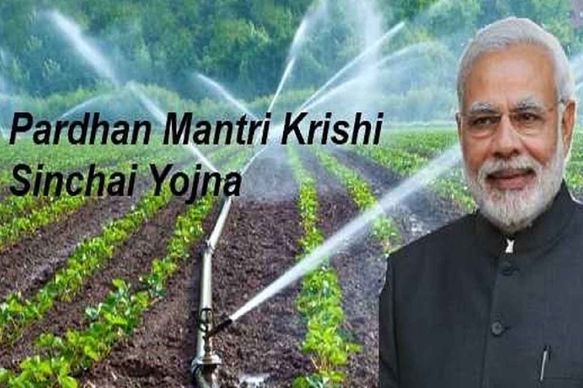 PMKSY : Allocation of funds for a drop high yield scheme - a call for farmers to benefit