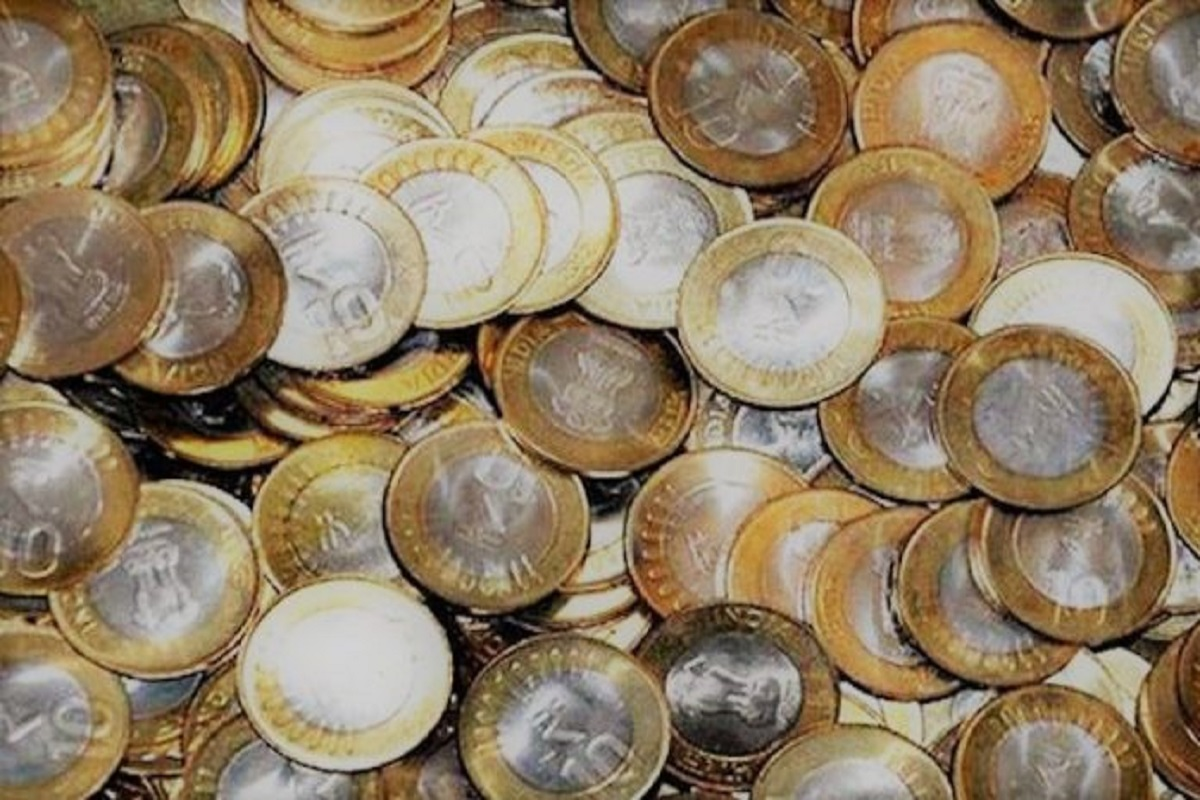 10% discount on 10 rupee coin - Hotel Owner Action Offer!