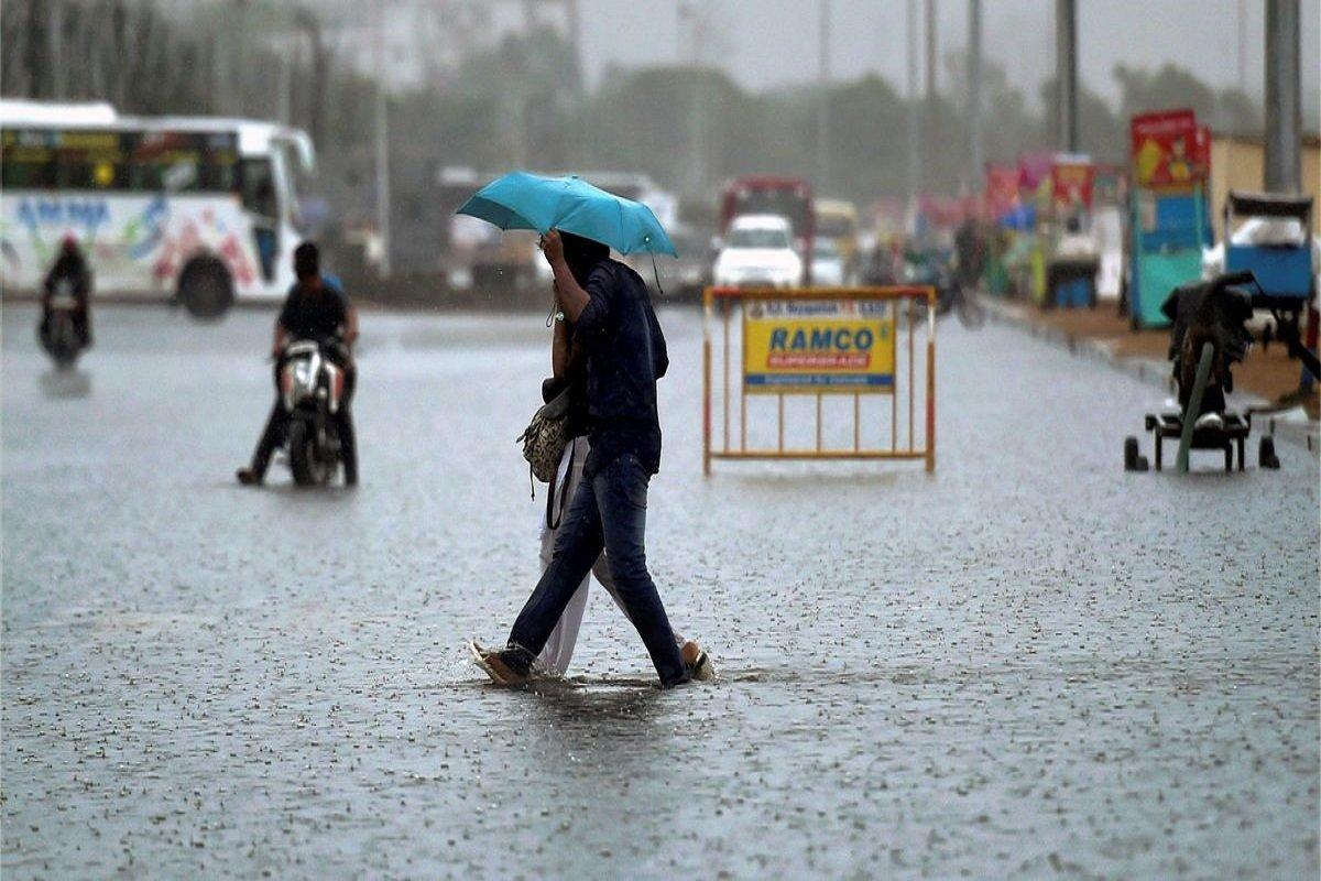 Burevi storm weakens - Heavy rains in Tamil Nadu!