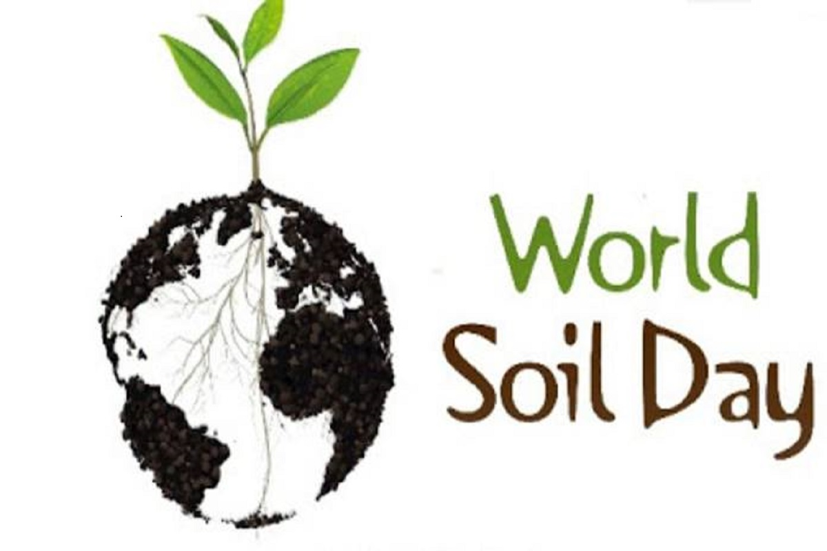 Do you know how many years an inch of soil is?