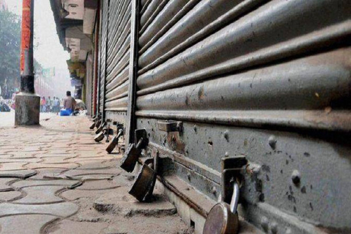 Bharat Bandh, which ended peacefully in 11 states, did not cause much damage in Tamil Nadu